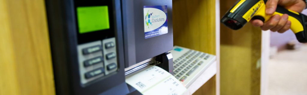 Southern ID Solutions stand-alone printing system
